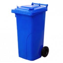 Europubele 120 litri - Albastru